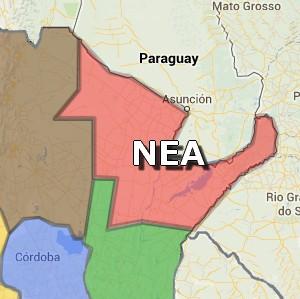 Región NEA