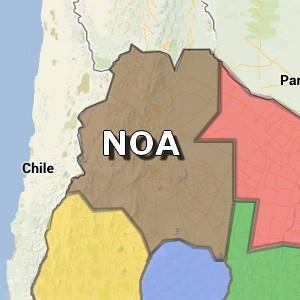 Región NOA