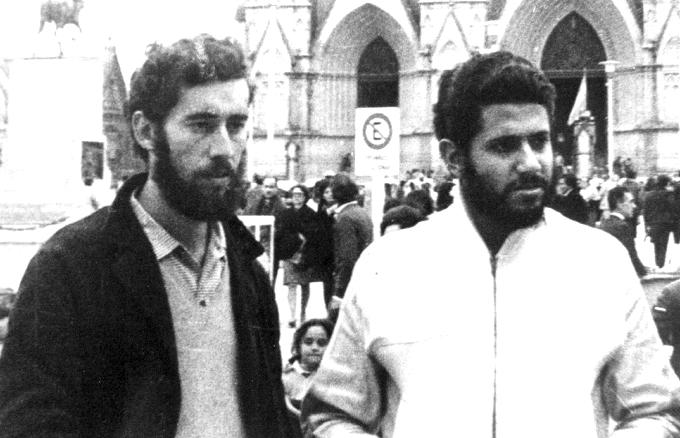 Raúl Eduardo Rodríguez y Carlos Antonio Di Pietro, religiosos asuncionistas secuestrados desaparecidos el 4 de junio de 1976