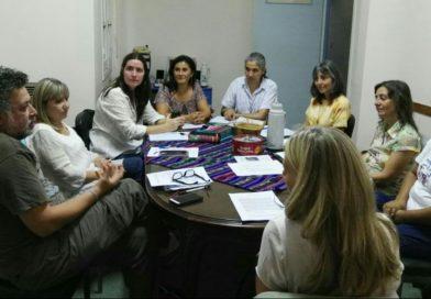 Reunión del equipo de Formadores