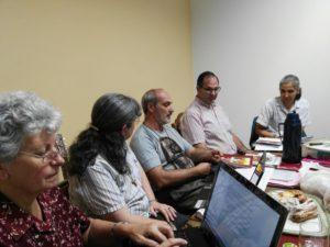 Reunión Junta Directiva Nacional