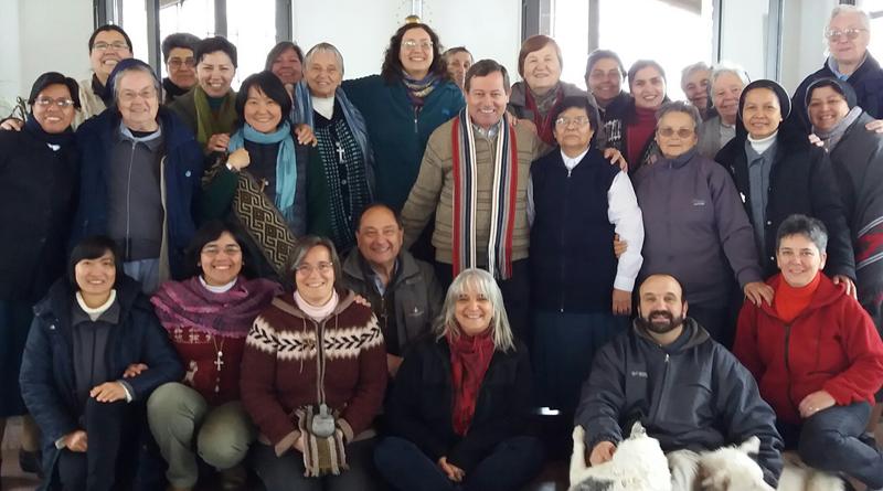 Ejercicios Espirituales de la zona Patagonia – Comahue