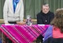 Encuentro de laicos y religiosos con Simón Pedro Arnold