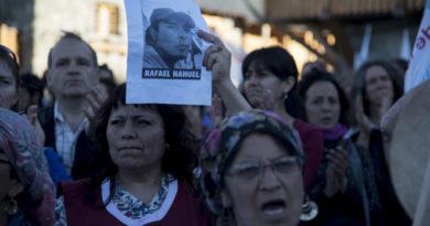 Comunicado sobre la situación de Rafael Nahuel