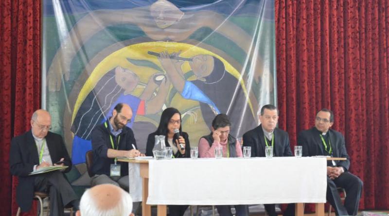 Participamos del Encuentro Latinoamericano y Caribeño de Ecología Integral