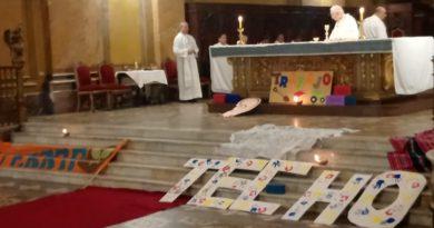 Celebración arquidiocesana en Córdoba