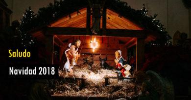 Saludo Navidad 2018