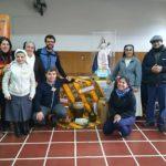 Junta de la Arquidiocesana de religiosos de Mendoza con los representantes de Confar
